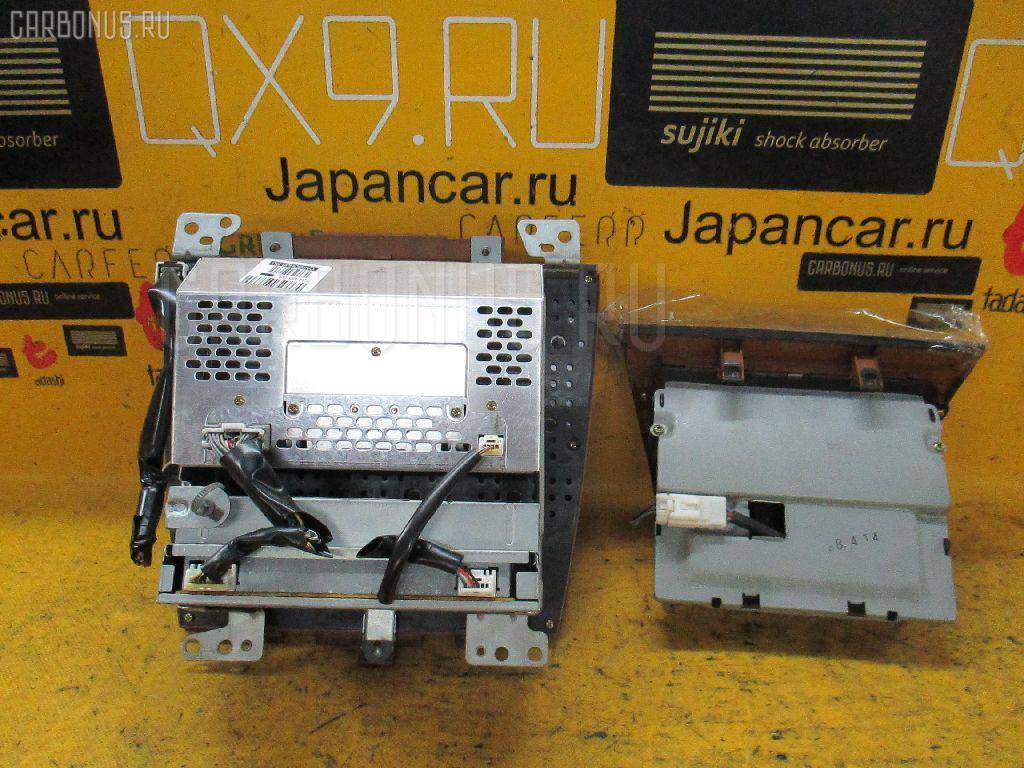 Блок управления климатконтроля NISSAN CEDRIC MY33 VQ25DE. Фото 8
