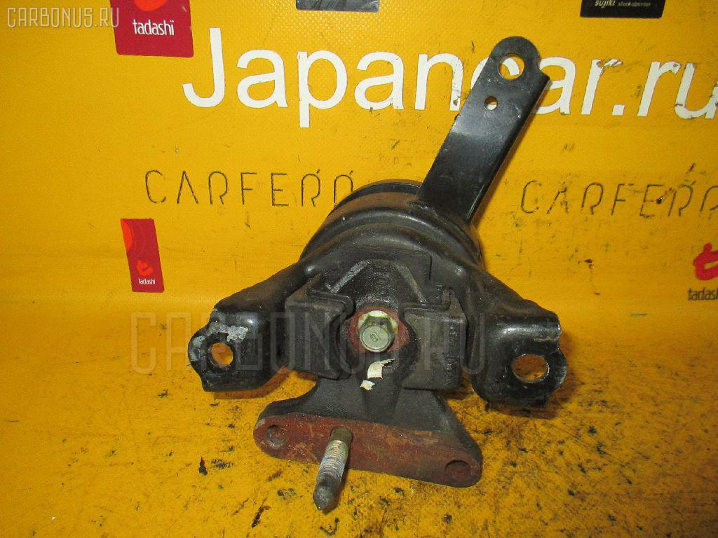 Подушка двигателя TOYOTA CALDINA ST195G 3S-FE. Фото 11
