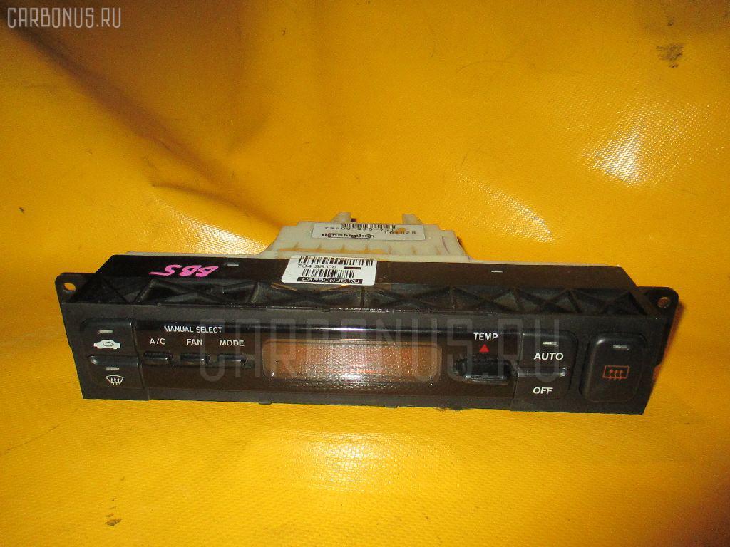 Блок управления климатконтроля HONDA PRELUDE BB5 F22B Фото 1