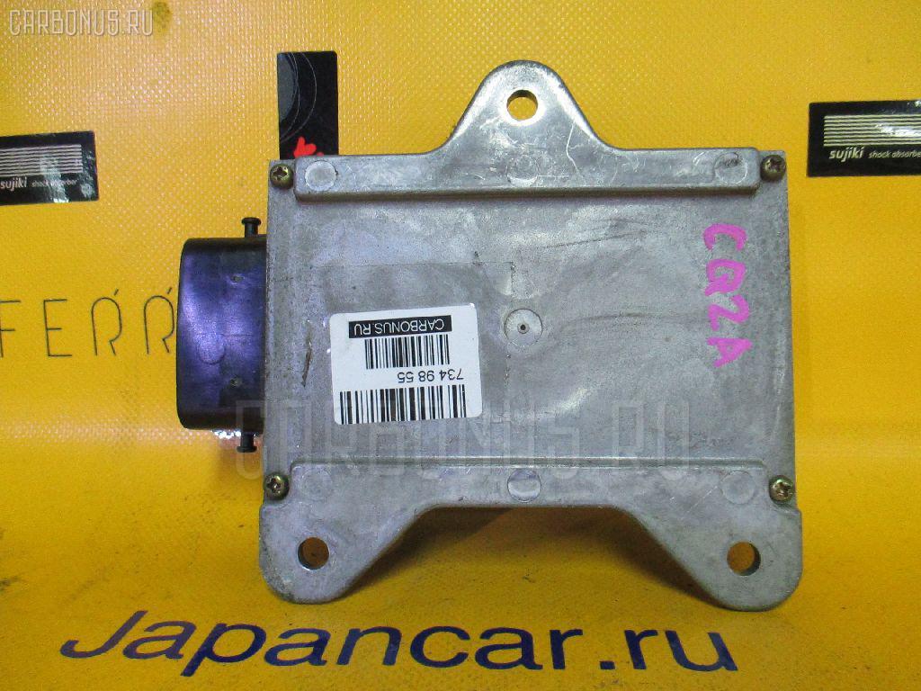 Блок управления инжекторами MITSUBISHI MIRAGE DINGO CQ2A 4G15 Фото 2