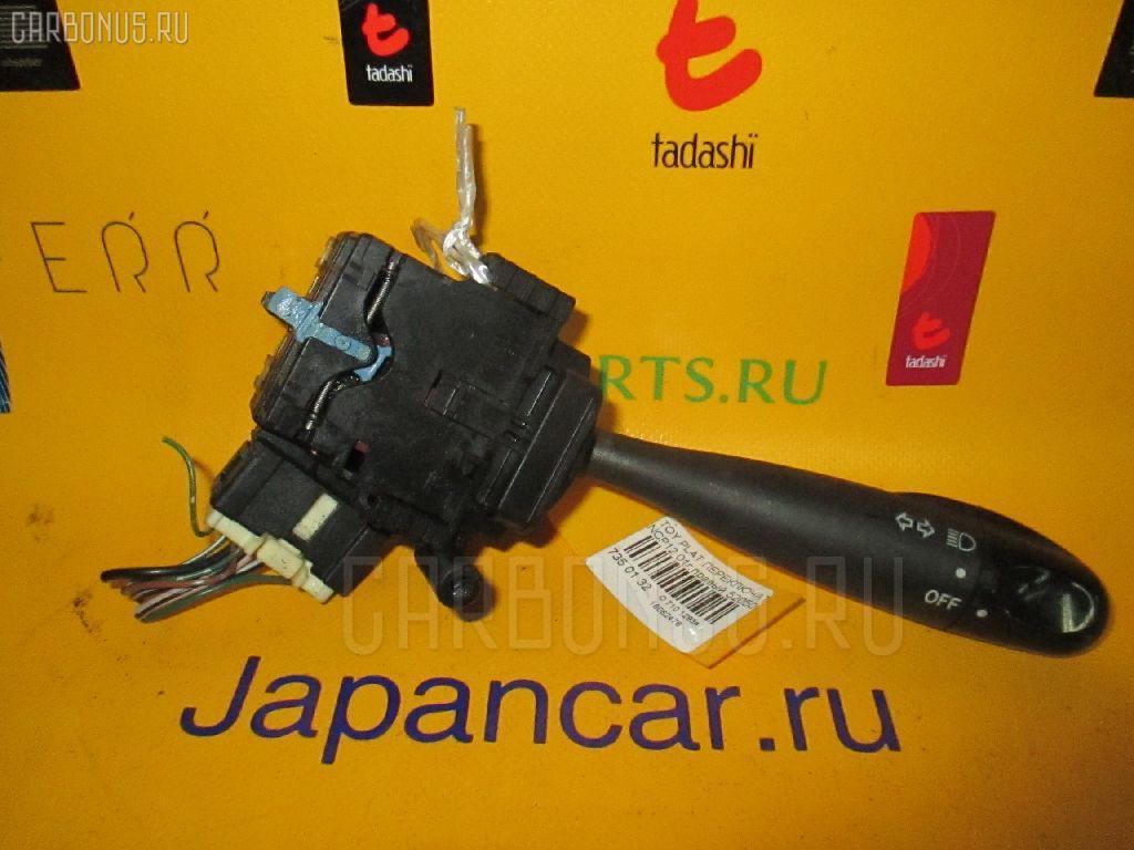 Переключатель поворотов Toyota Platz NCP12 Фото 1