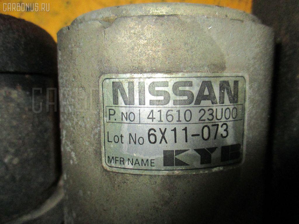 Компрессор подвески NISSAN SKYLINE ENR34. Фото 2