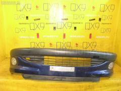 Бампер Peugeot 206 2AKFW Фото 1