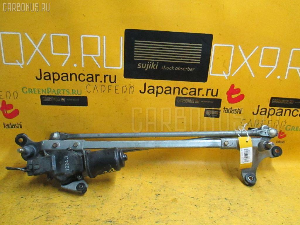 Мотор привода дворников HONDA STEPWGN RF2 Фото 1
