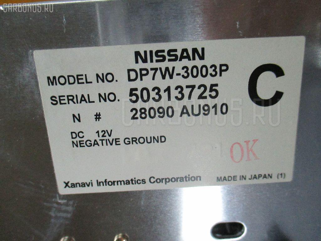 Блок управления климатконтроля NISSAN PRIMERA QP12 QG18DE. Фото 1