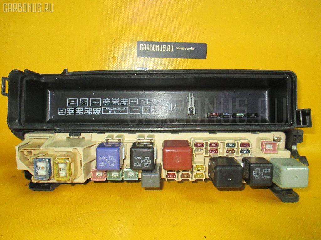 Блок предохранителей TOYOTA SV41 3S-FE Фото 3