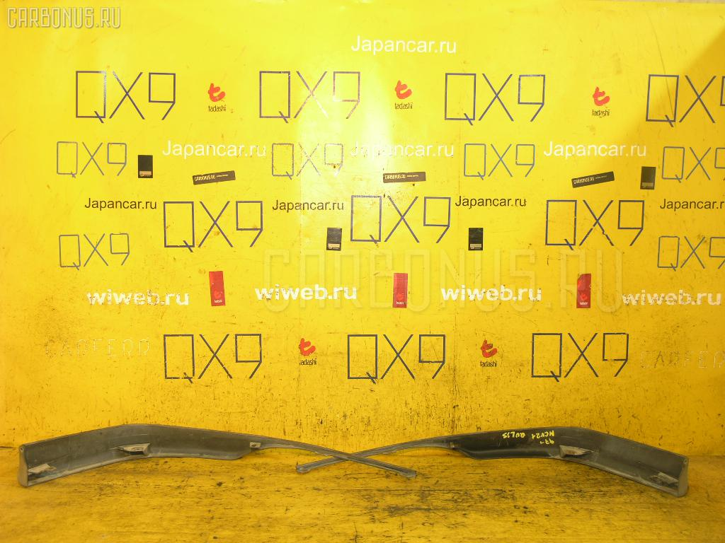 Порог кузова пластиковый ( обвес ) TOYOTA MARK II QUALIS MCV21W Фото 4