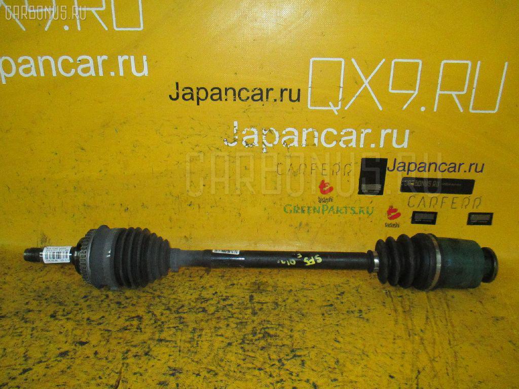 Привод SUBARU FORESTER SF5 EJ20. Фото 7