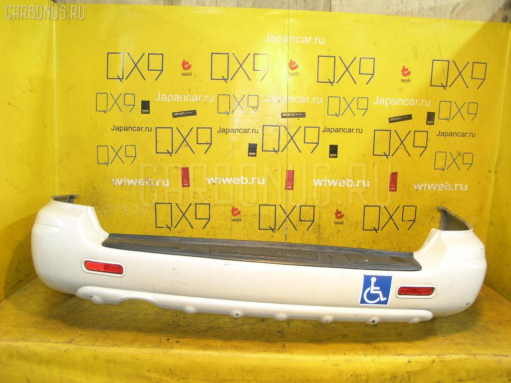 Бампер SUBARU LEGACY LANCASTER BHE. Фото 7