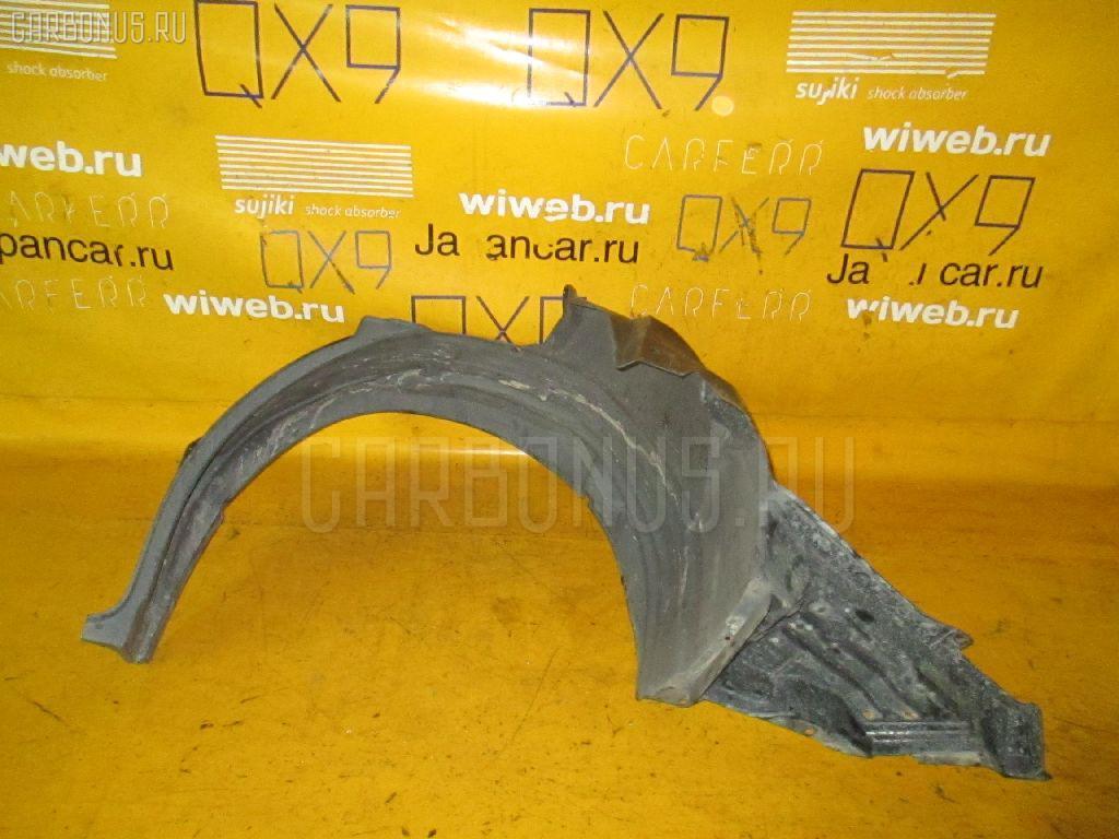 Подкрылок SUBARU LEGACY WAGON BP5 EJ20T. Фото 3