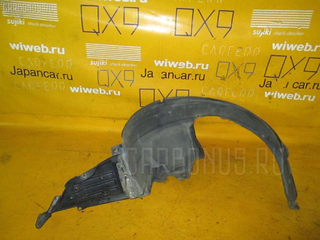 Подкрылок SUBARU LEGACY WAGON BP5 EJ20T. Фото 4