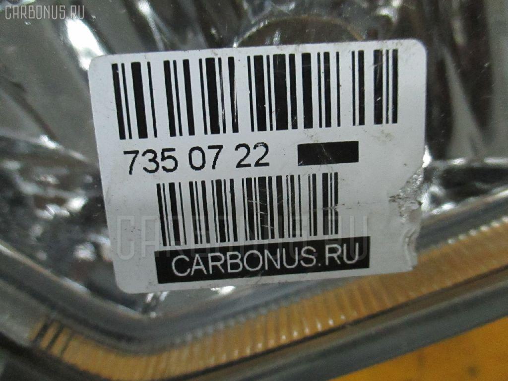 Туманка бамперная MAZDA CAPELLA WAGON GWEW Фото 3