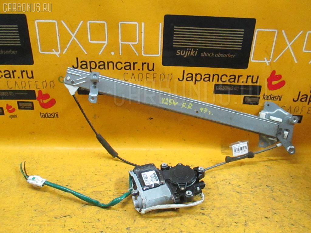 Стеклоподъемный механизм MITSUBISHI PAJERO V25W Фото 1