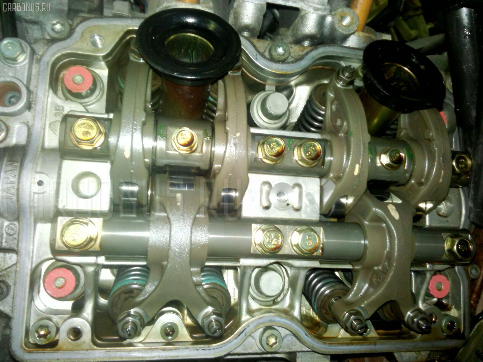 Двигатель SUBARU FORESTER SF5 EJ202DWZVE Фото 1