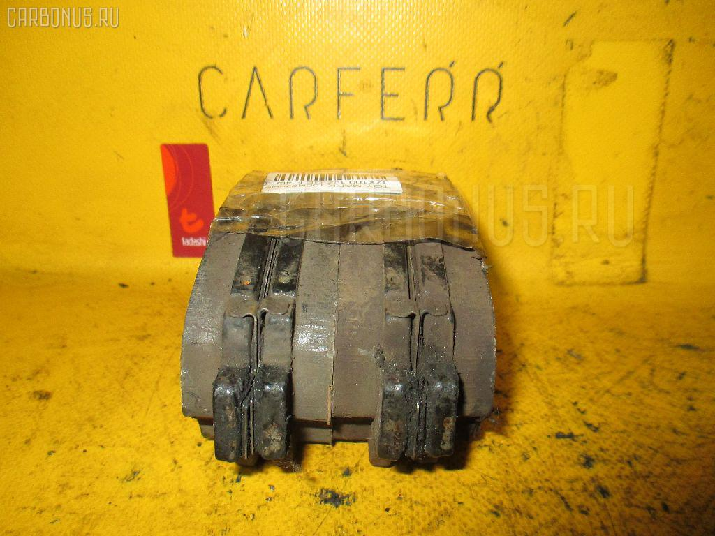 Тормозные колодки TOYOTA MARK II JZX100 1JZ-GE. Фото 10