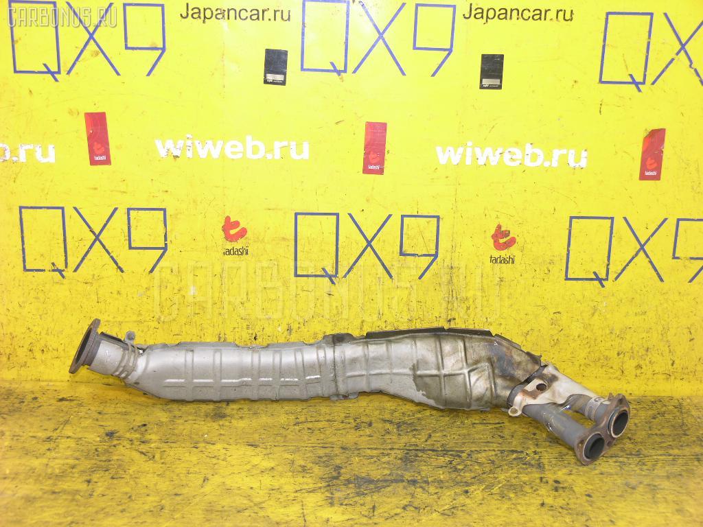 Глушитель TOYOTA MARK II JZX100 1JZ-GE Фото 1
