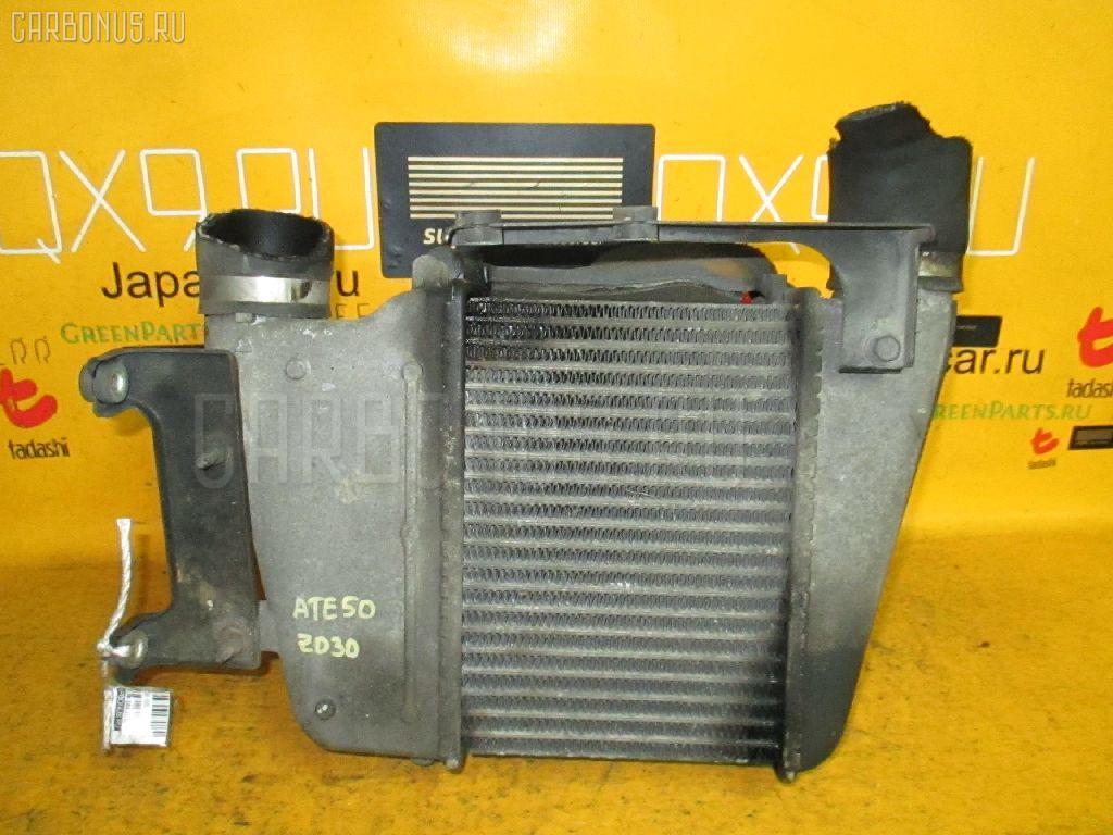 Радиатор интеркулера NISSAN ELGRAND ATE50 ZD30DDTI. Фото 1