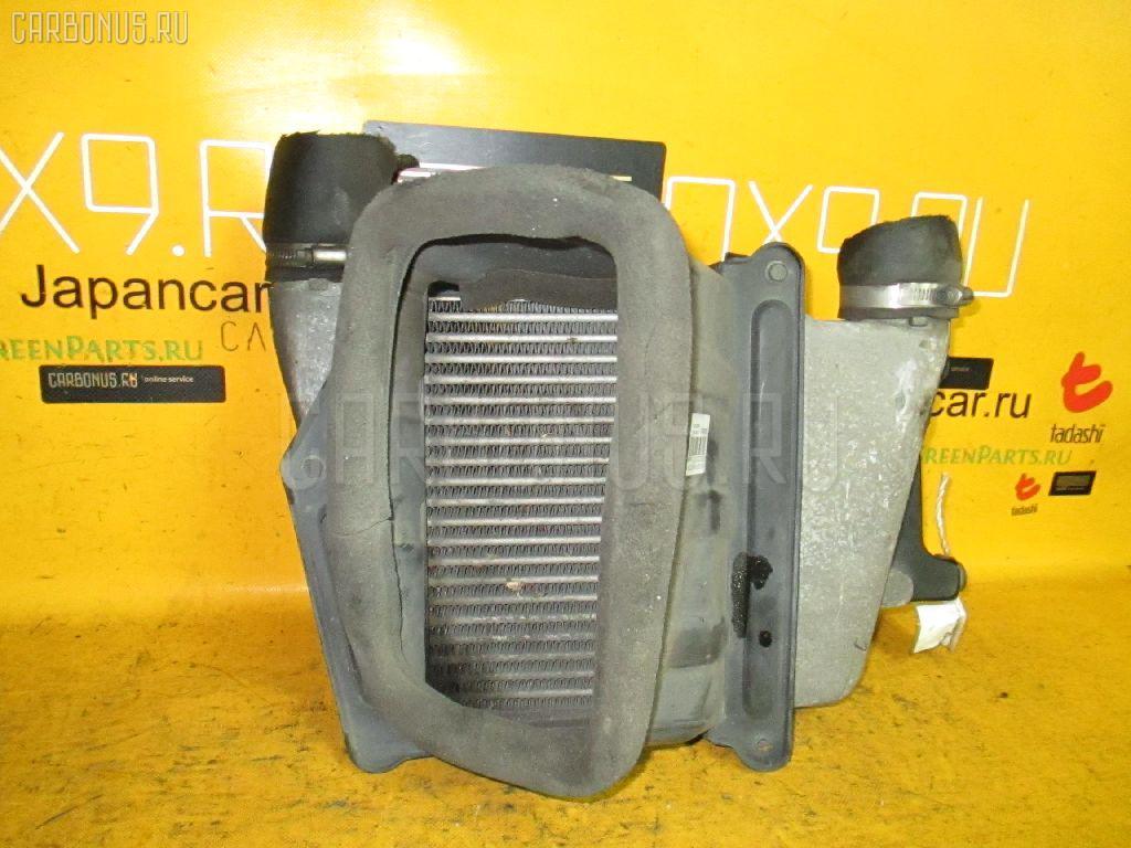 Радиатор интеркулера NISSAN ELGRAND ATE50 ZD30DDTI. Фото 2