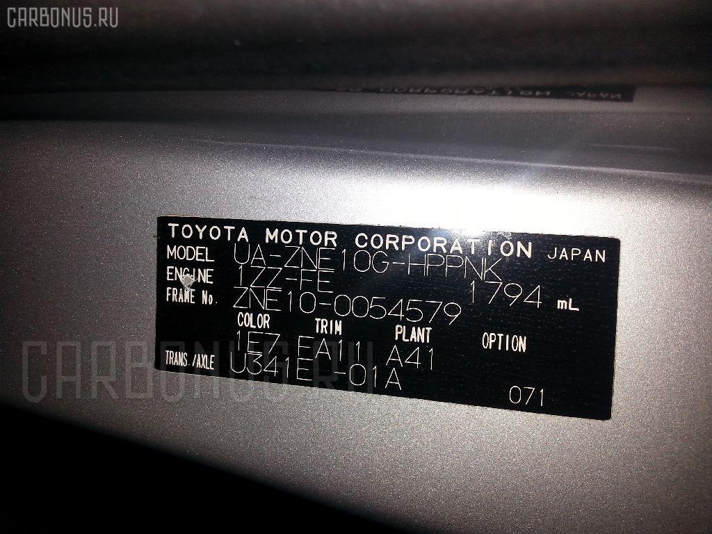 Подушка двигателя TOYOTA WISH ZNE10G 1ZZ-FE Фото 2