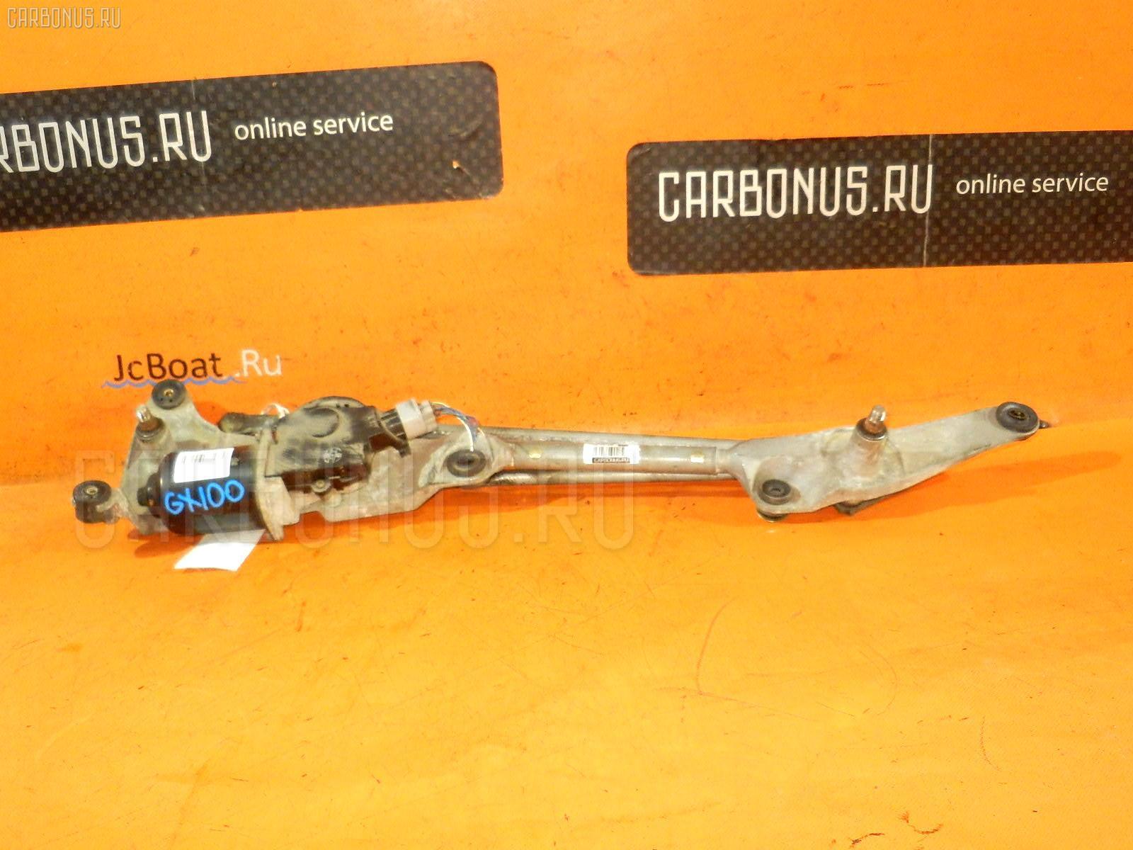 Мотор привода дворников Toyota Mark ii GX100 Фото 1
