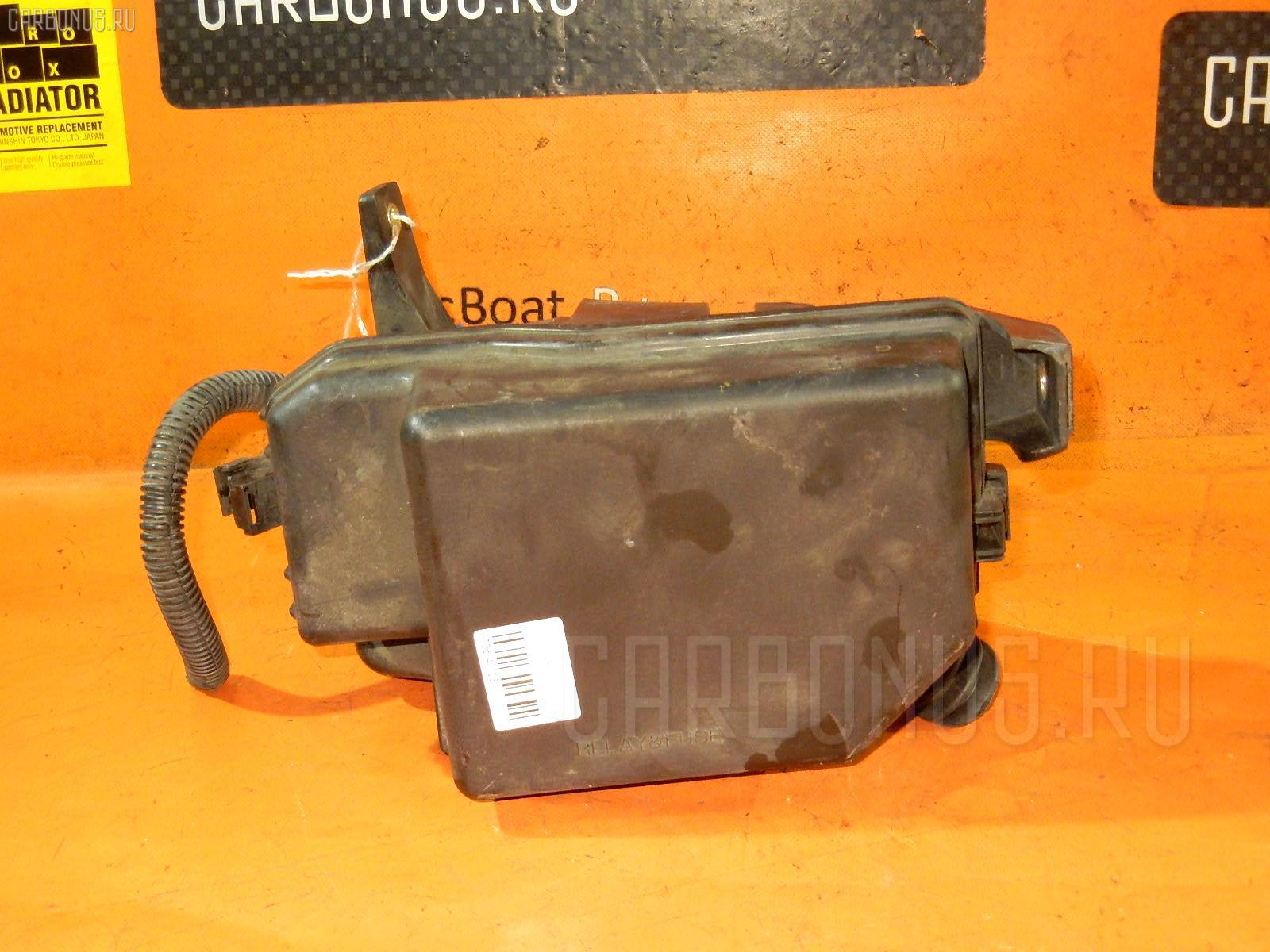 Блок предохранителей TOYOTA MARK II GX100 1G-FE Фото 2