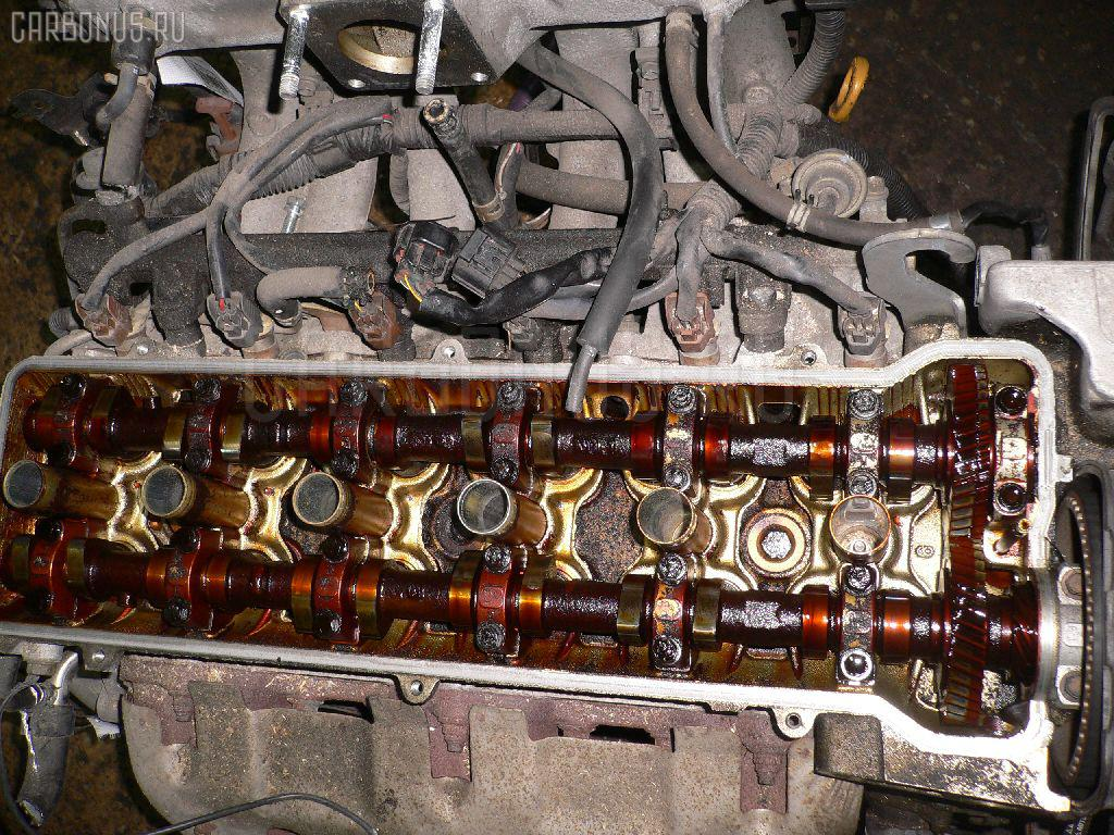 Двигатель TOYOTA MARK II GX100 1G-FE Фото 1