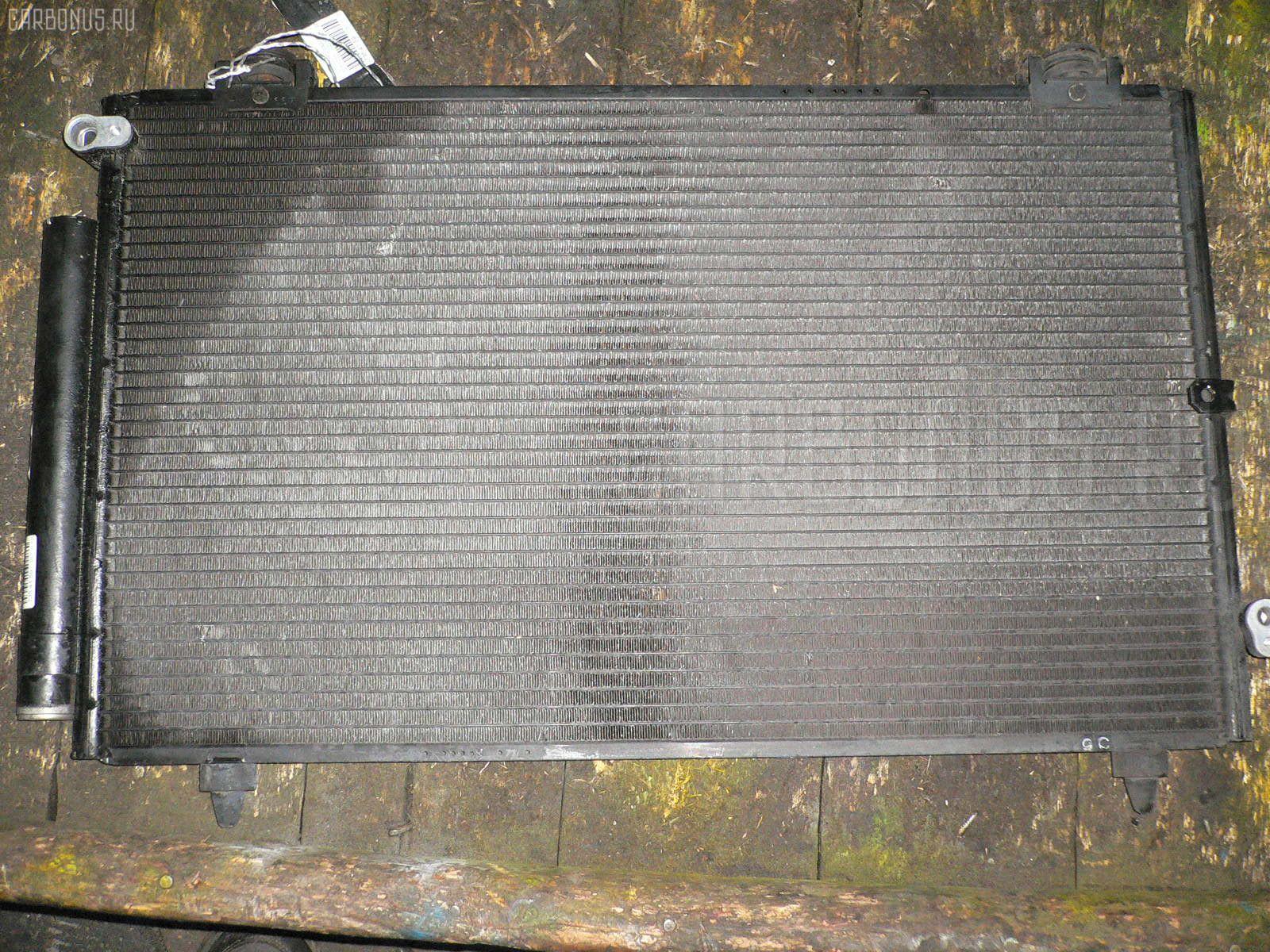 Радиатор кондиционера TOYOTA COROLLA SPACIO ZZE122N 1ZZ-FE Фото 3