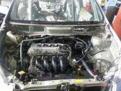 Радиатор кондиционера Toyota Corolla spacio ZZE122N 1ZZ-FE Фото 7