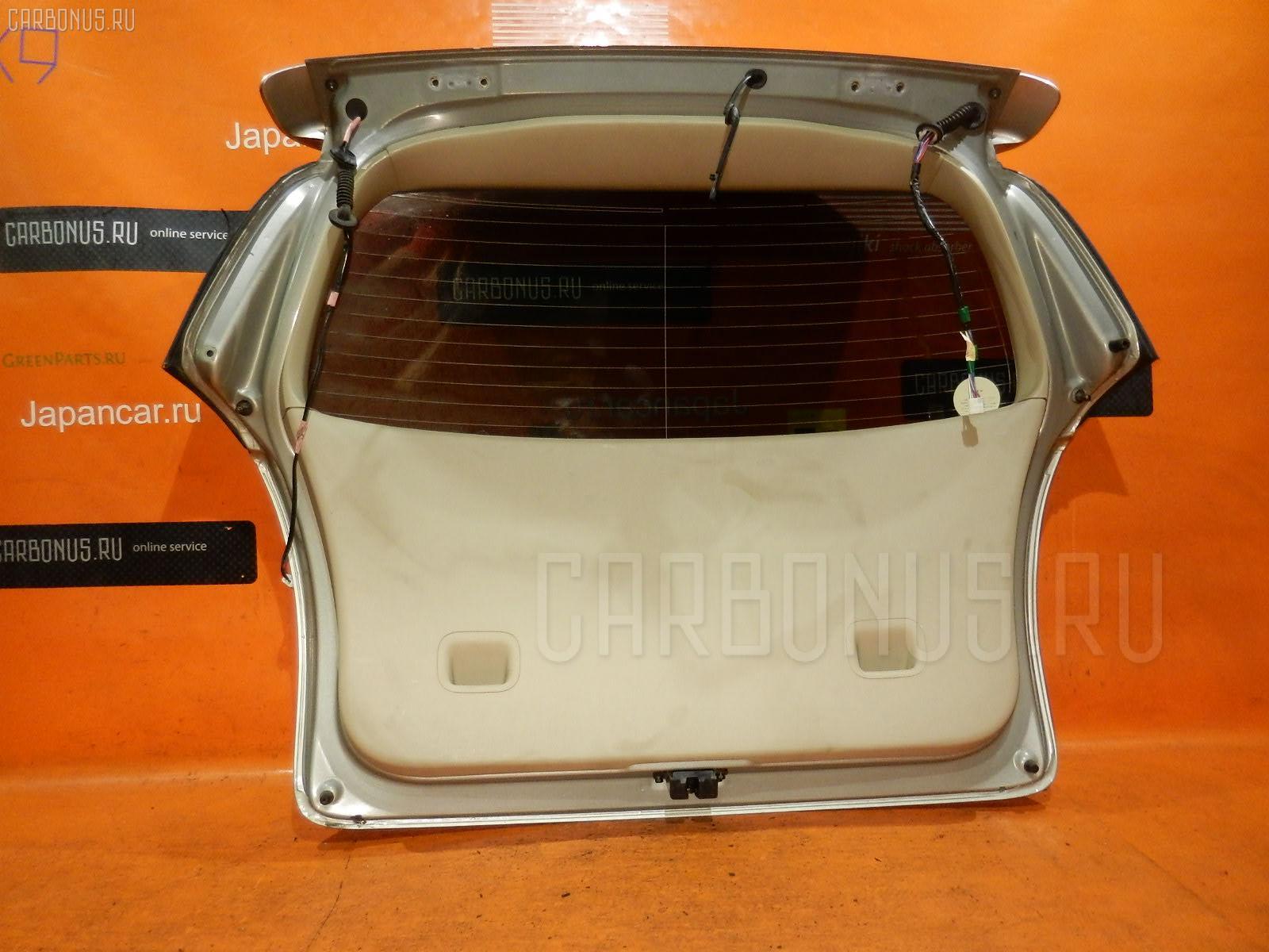 Дверь задняя TOYOTA COROLLA SPACIO ZZE122N Фото 3