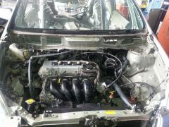 Глушитель Toyota Corolla spacio ZZE122N 1ZZ-FE Фото 3