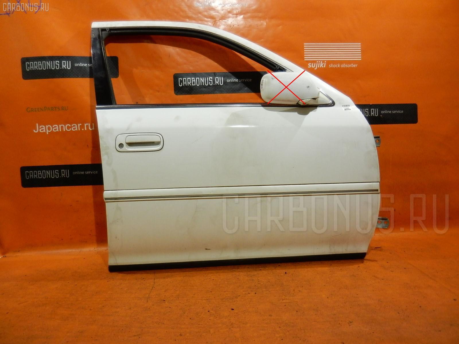 Дверь боковая TOYOTA CRESTA GX100. Фото 9