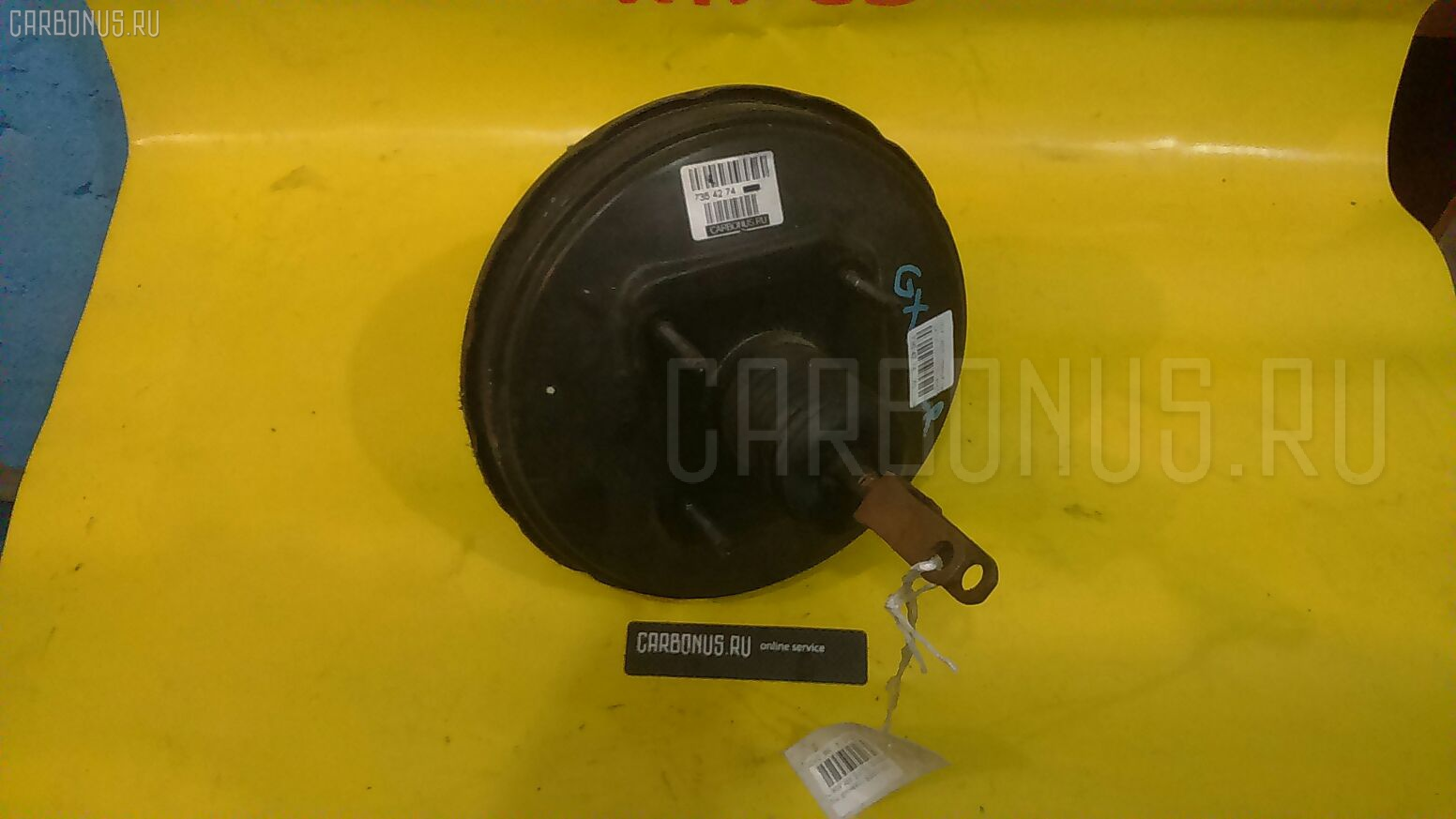 Главный тормозной цилиндр TOYOTA CRESTA GX100 1G-FE Фото 2