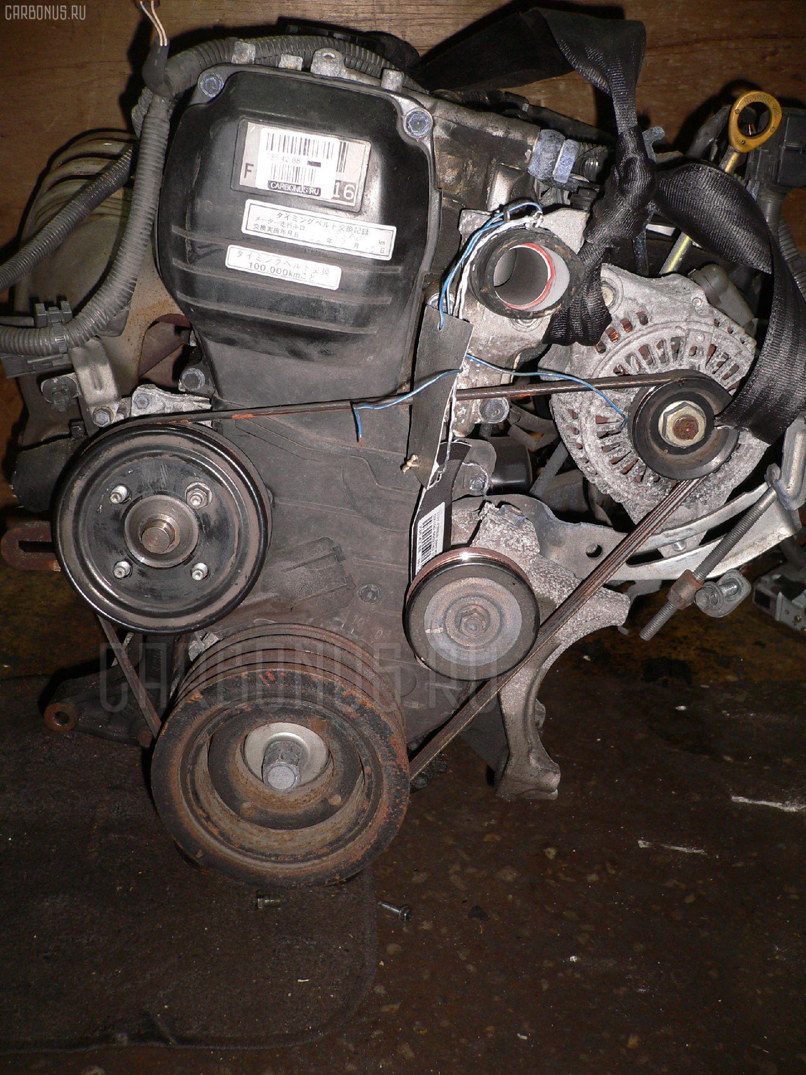Двигатель TOYOTA CRESTA GX100 1G-FE. Фото 6