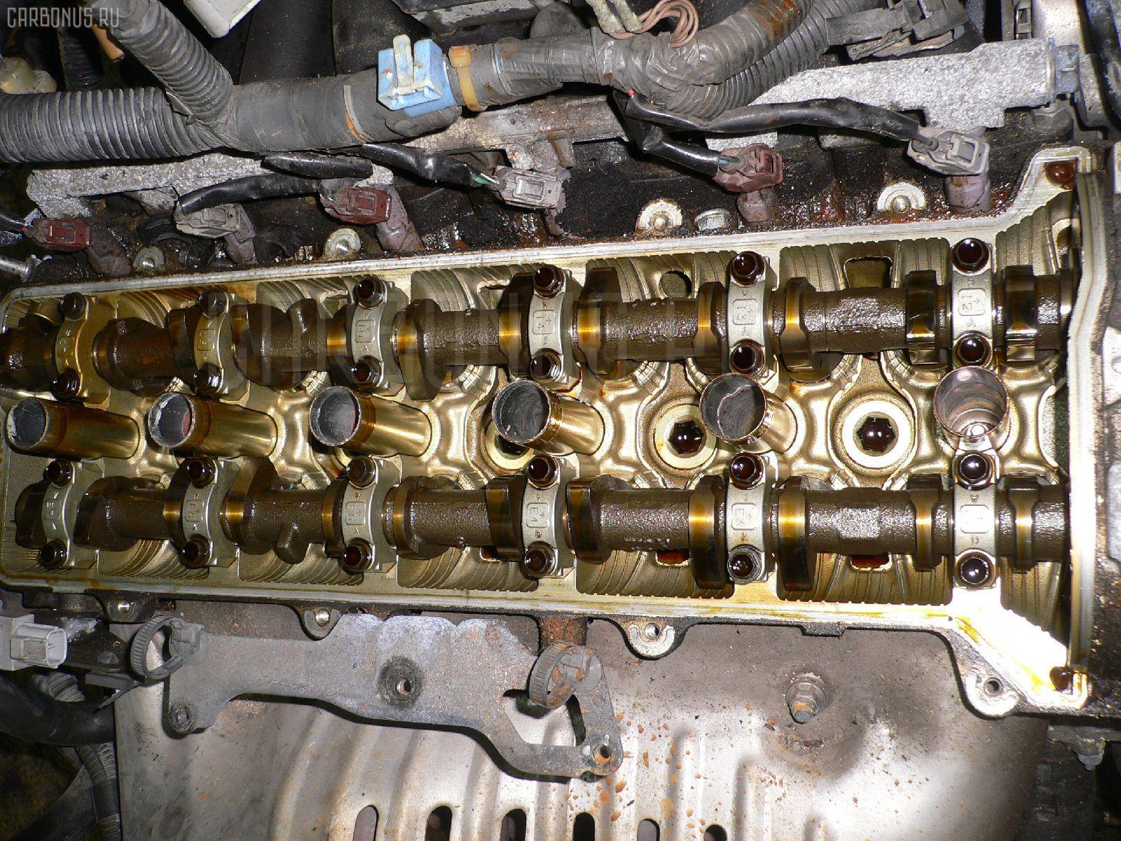 Двигатель TOYOTA CRESTA GX100 1G-FE. Фото 2