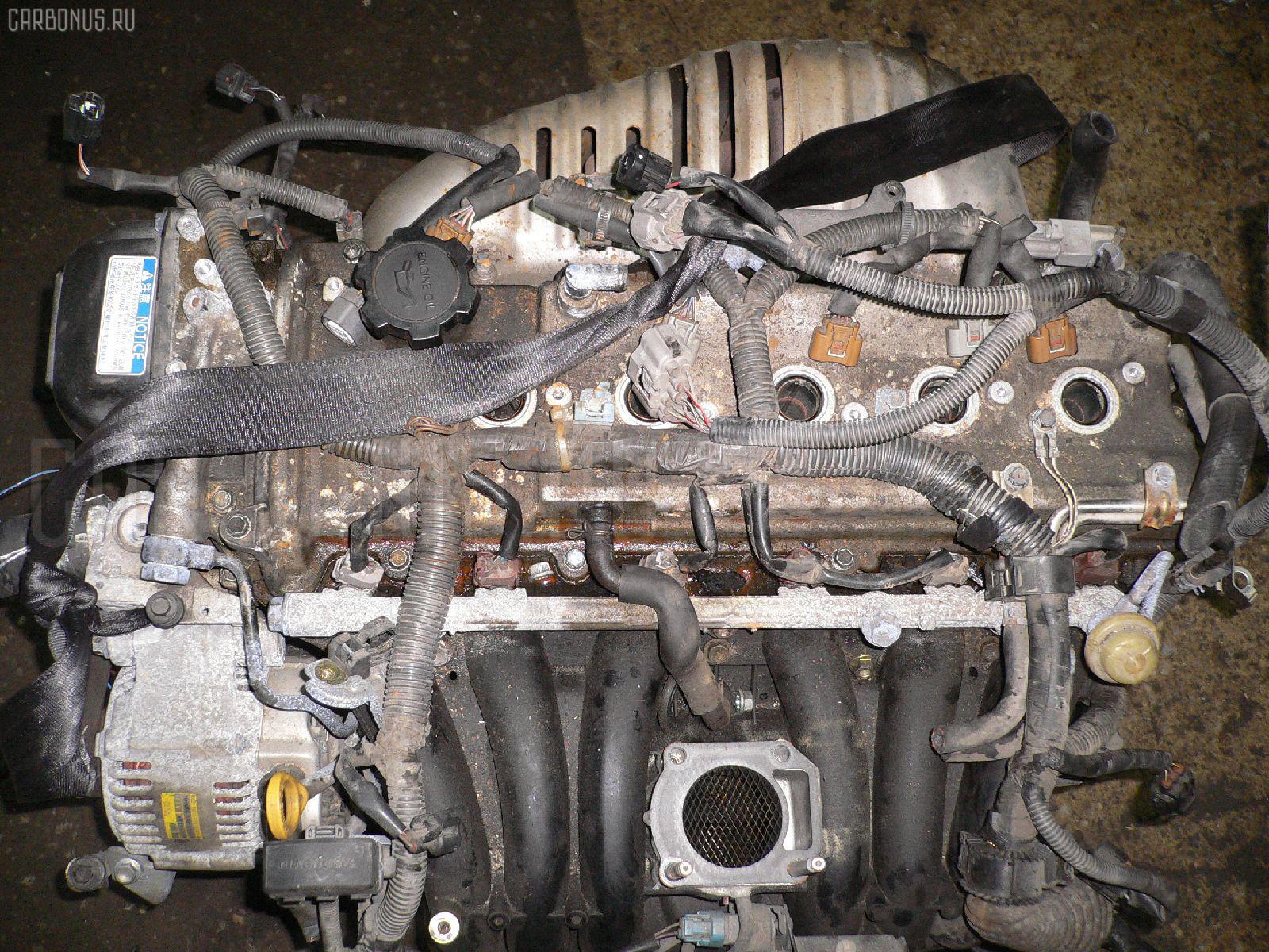 Двигатель TOYOTA CRESTA GX100 1G-FE. Фото 4