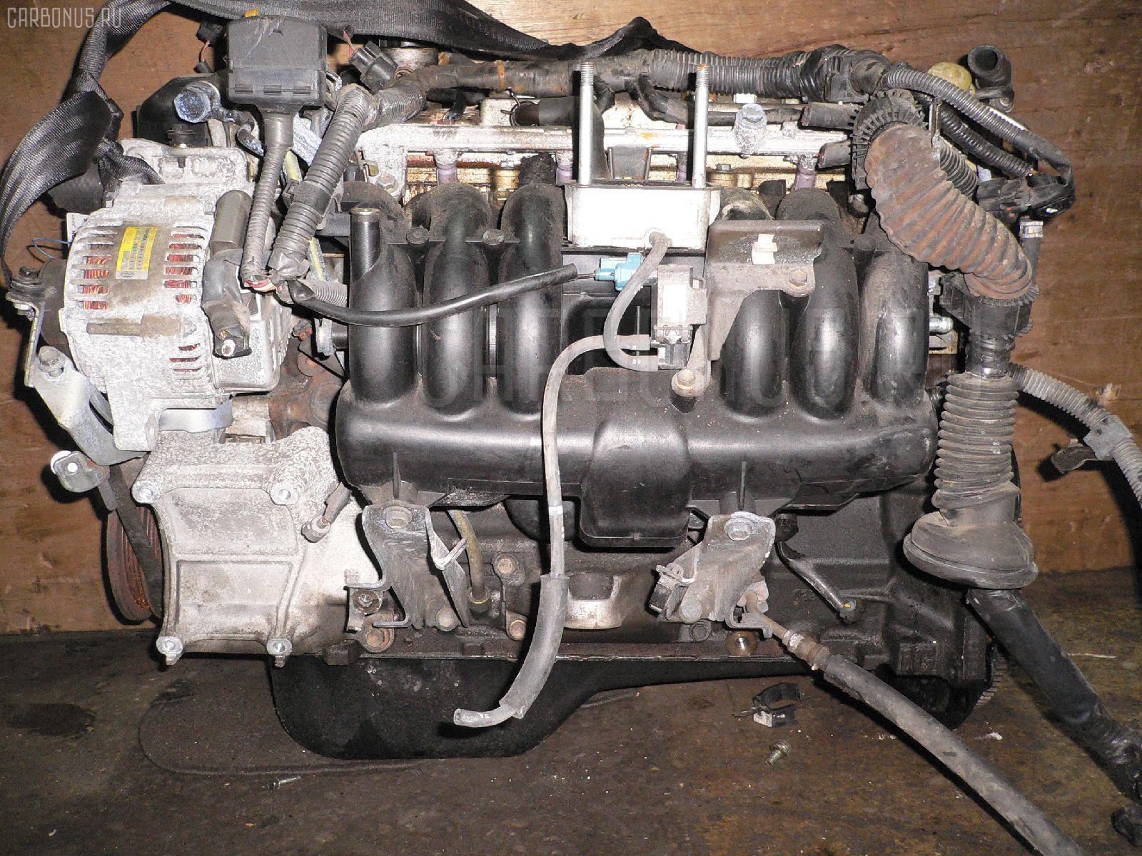 Двигатель TOYOTA CRESTA GX100 1G-FE. Фото 5