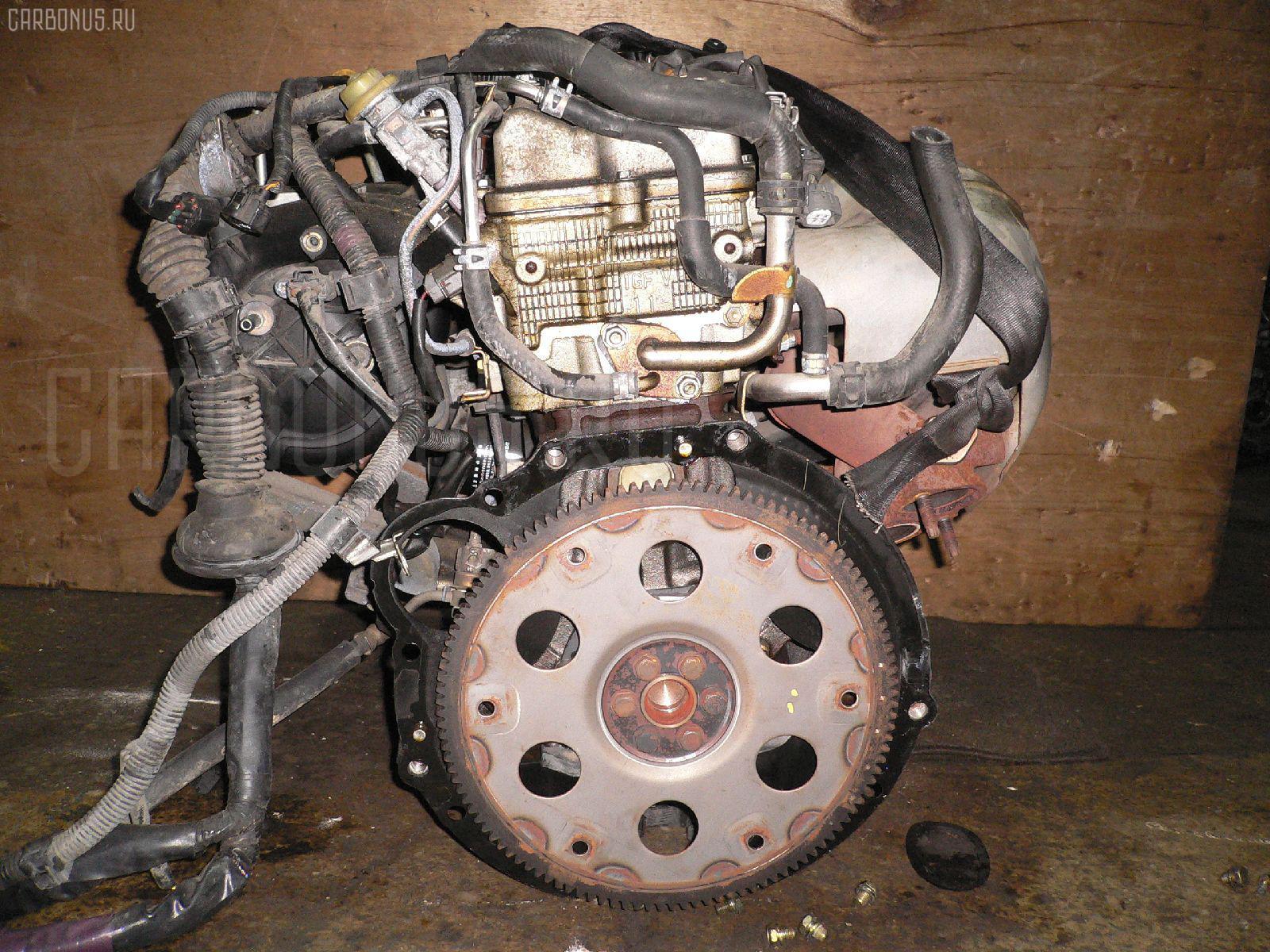 Двигатель TOYOTA CRESTA GX100 1G-FE. Фото 8