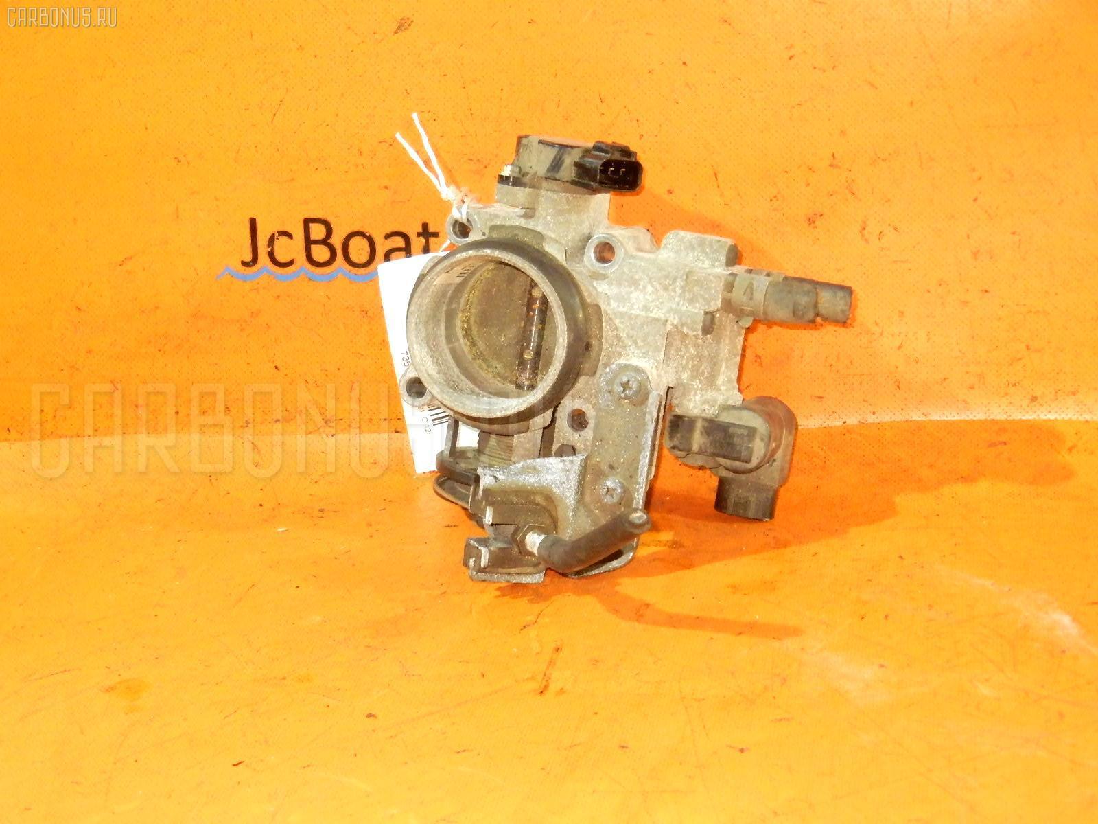 Дроссельная заслонка TOYOTA CRESTA GX100 1G-FE Фото 2