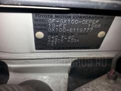 Лямбда-зонд TOYOTA CRESTA GX100 1G-FE Фото 2