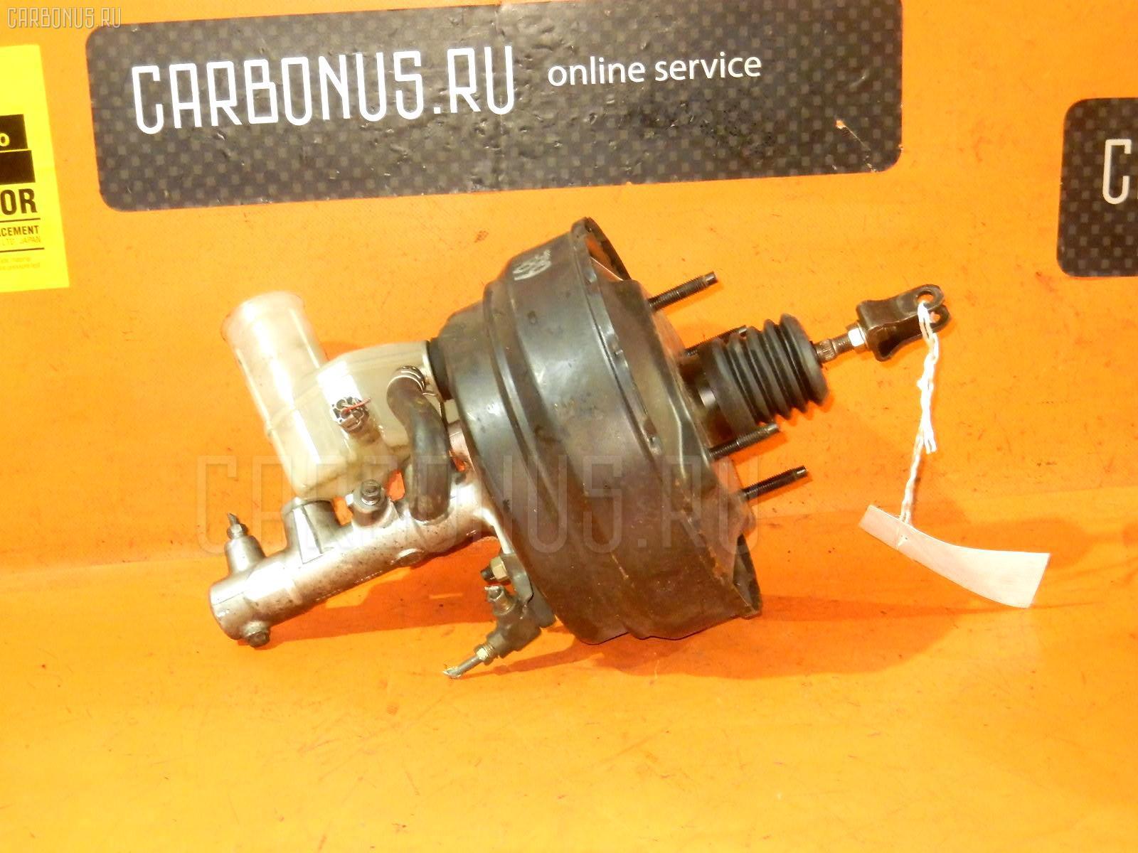 Главный тормозной цилиндр TOYOTA CALDINA ST195G. Фото 2