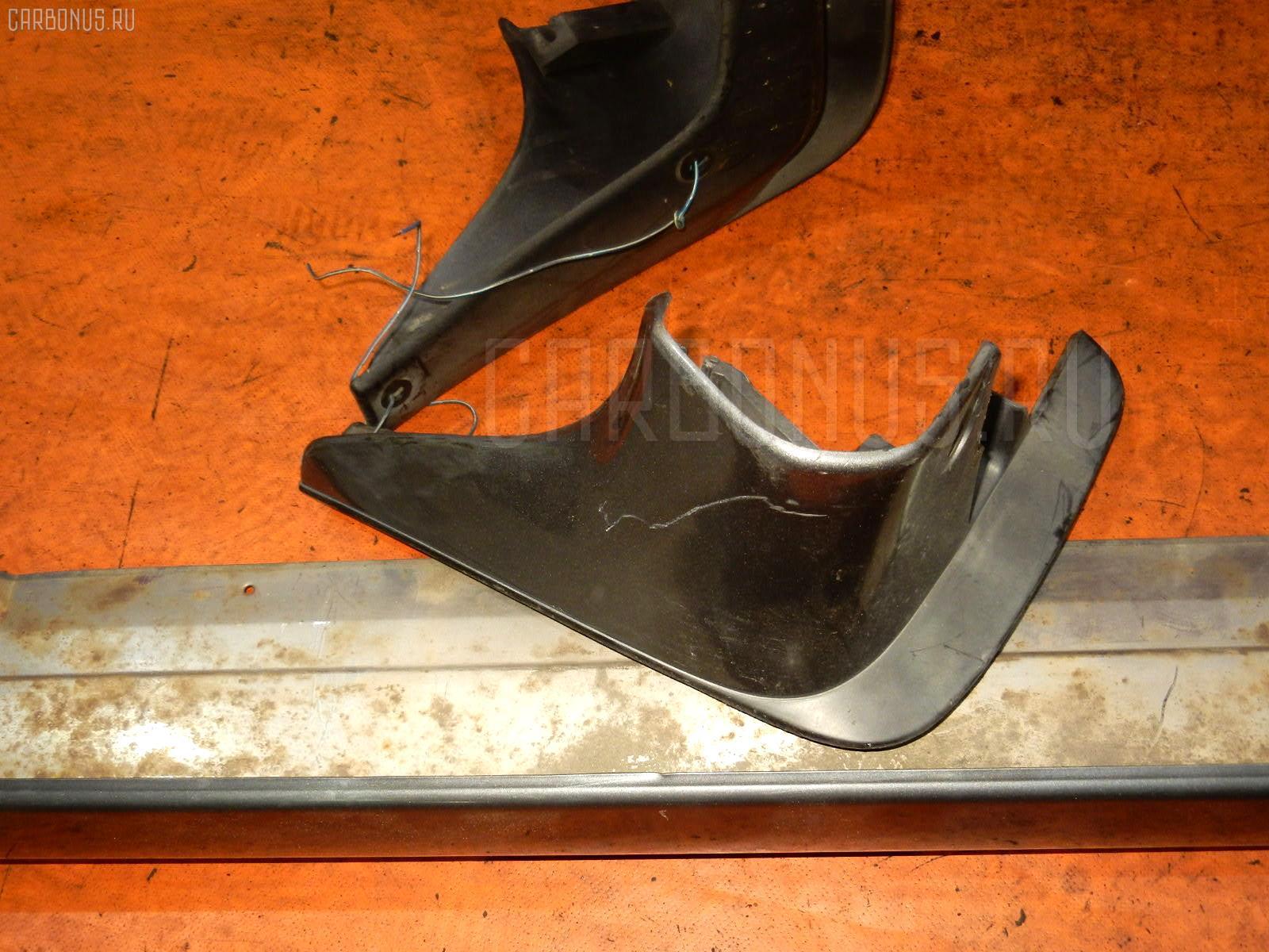 Порог кузова пластиковый ( обвес ) TOYOTA CALDINA ST195G Фото 6