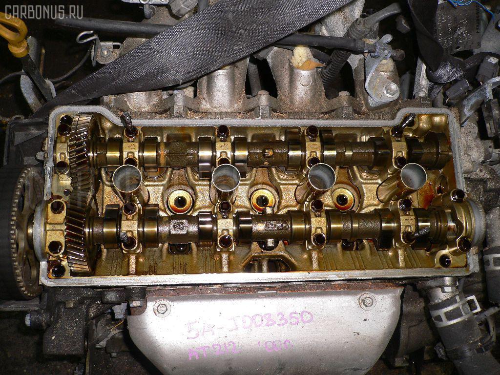Двигатель TOYOTA CARINA AT212 5A-FE Фото 2