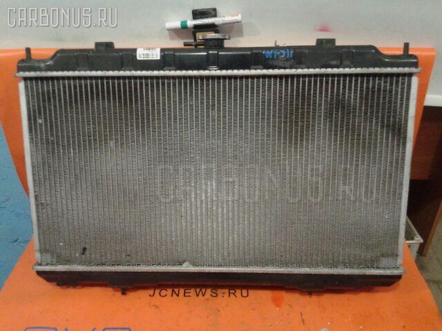 Радиатор ДВС NISSAN WINGROAD WFY11 QG15-DE Фото 1
