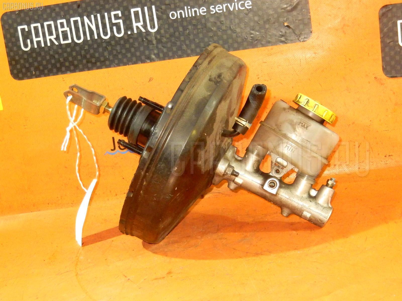 Главный тормозной цилиндр NISSAN WINGROAD WFY11 QG15DE Фото 2