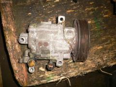 Компрессор кондиционера Nissan Wingroad WFY11 QG15-DE Фото 2
