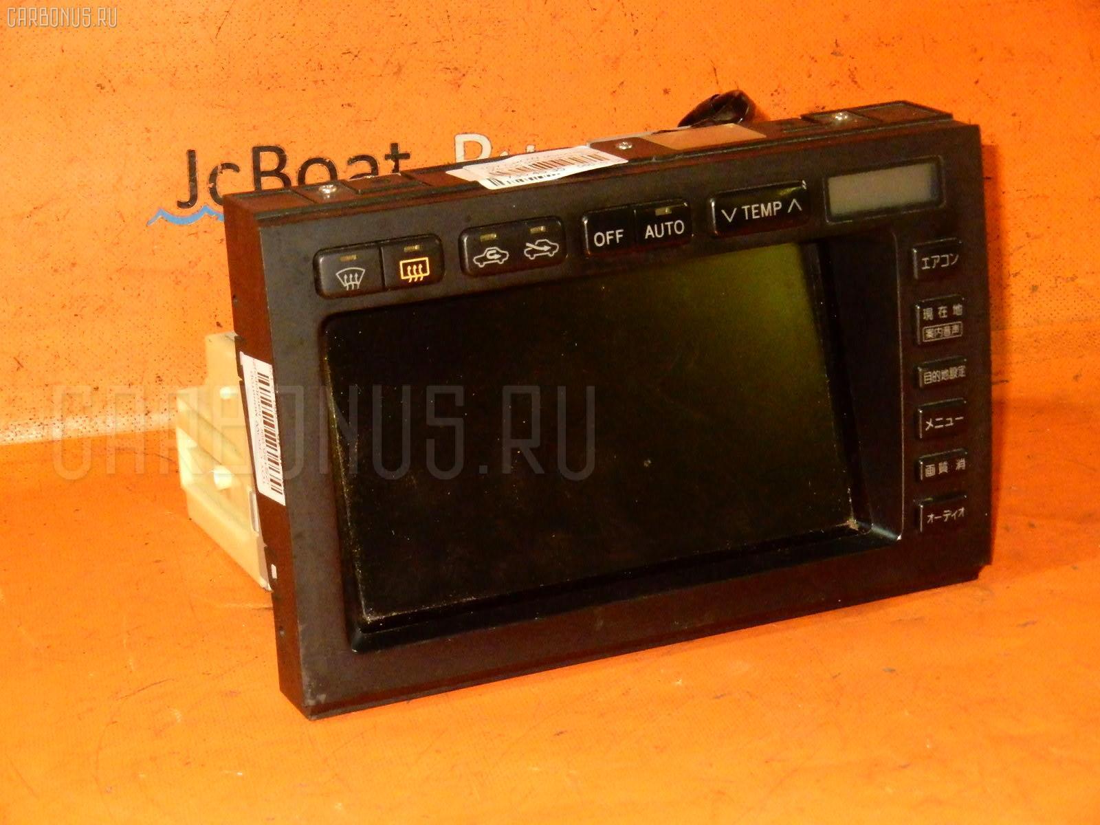 Монитор TOYOTA CROWN JZS155 Фото 1