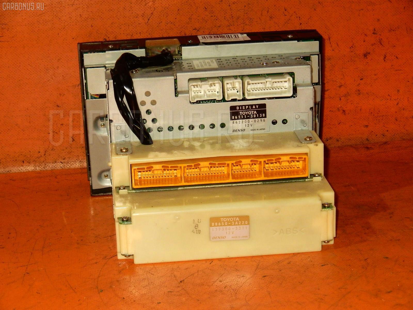Монитор TOYOTA CROWN JZS155 Фото 2
