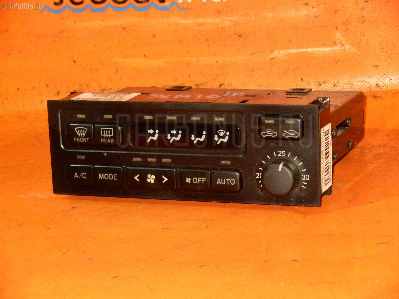 Блок управления климатконтроля Toyota Ipsum SXM10G 3S-FE Фото 1