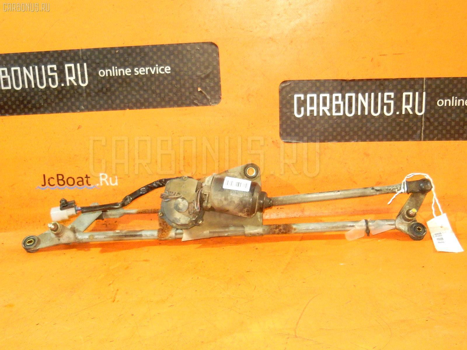 Мотор привода дворников Toyota Caldina AT191G Фото 1