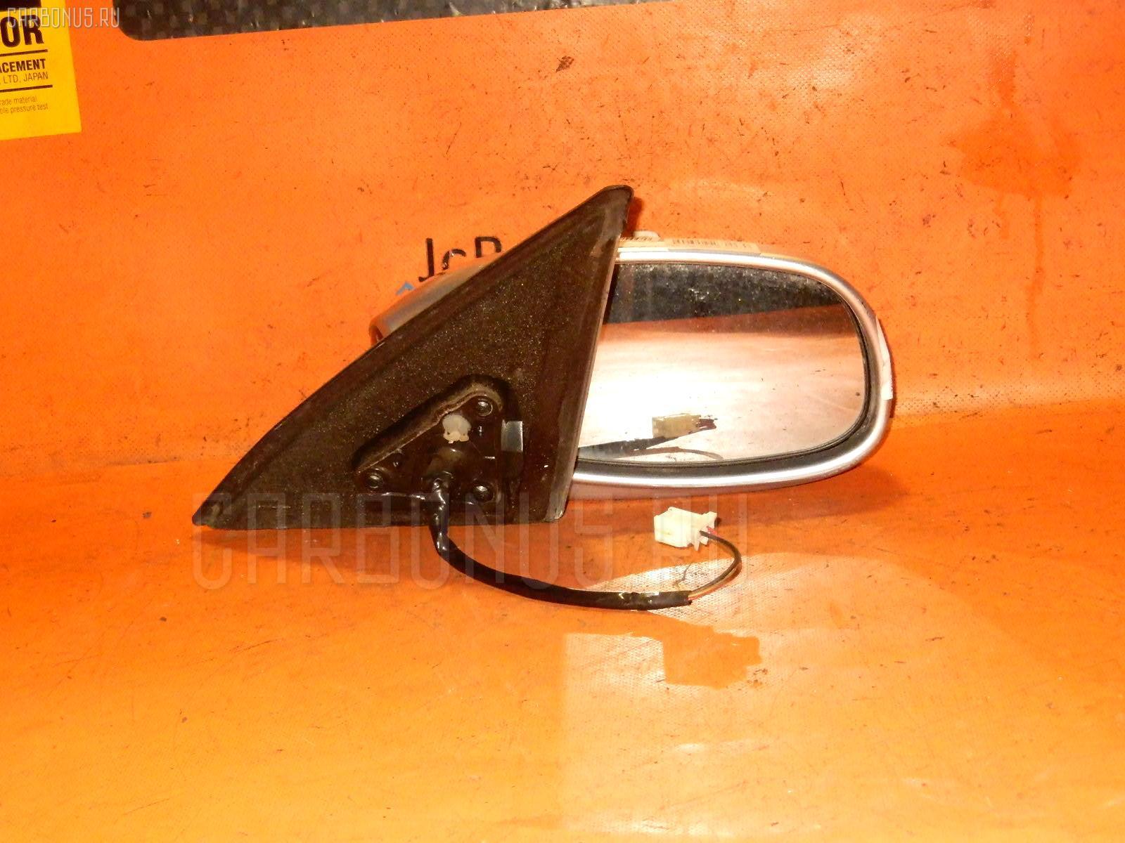 Зеркало двери боковой TOYOTA CALDINA AT191G Фото 2